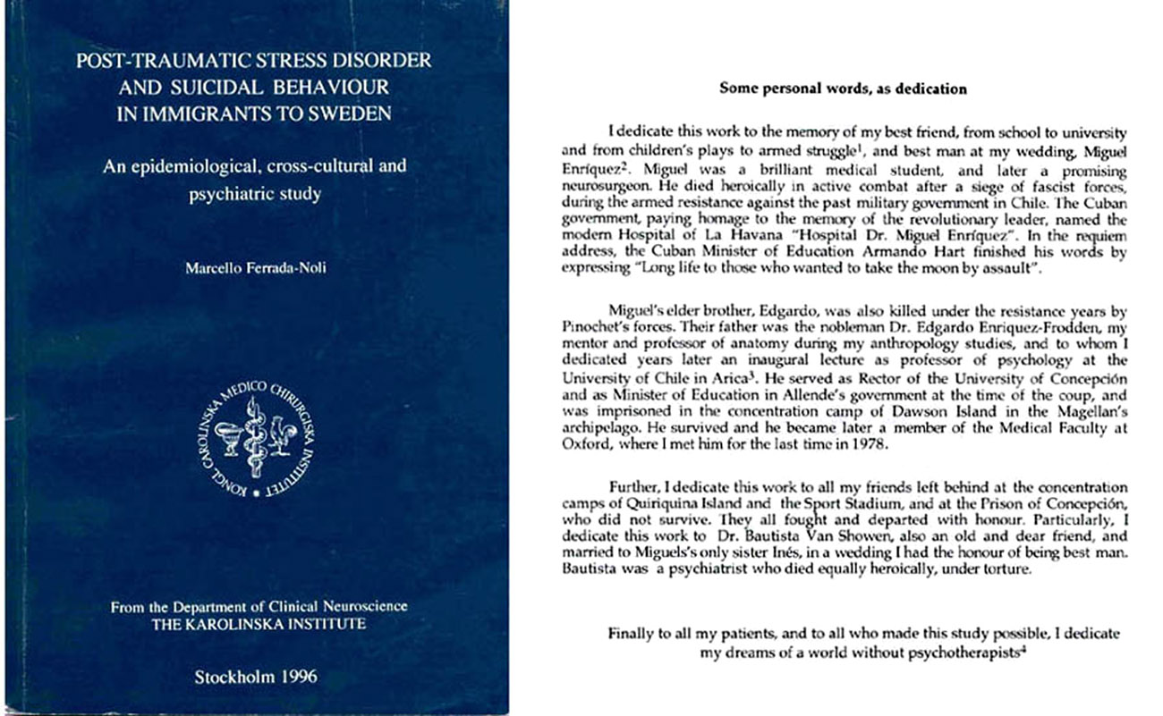 Phd thesis in sweden