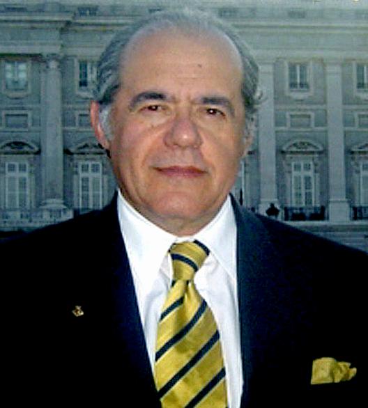 Professor Marcello Ferrada de Noli 2005