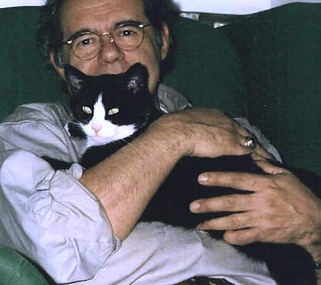 Marcello Ferrada de Noli - and his beloved Miranda