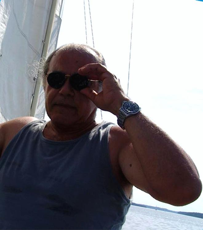 Marcello Ferrada de Noli -sailing