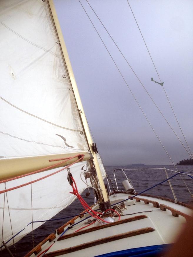 - Really nice winds, sailing 17 sept 2014