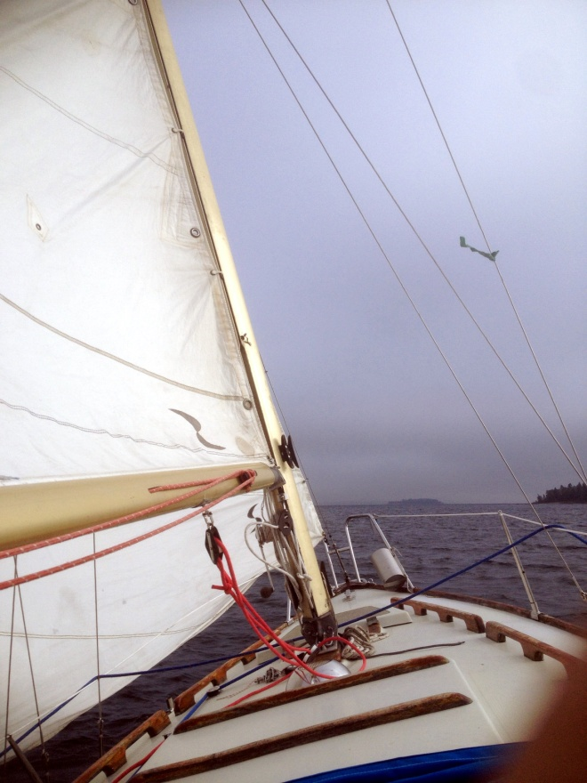 - Really nice winds, sailing 17 sept 2014