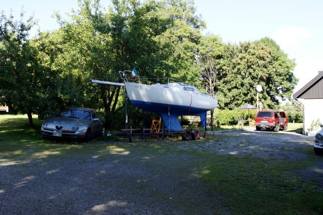 Ystad boat